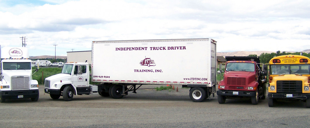 Work Toward Your Commercial Driver's License
